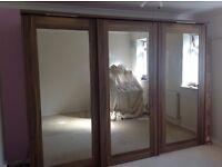 Bedroom Wardrobe 3 sliding doors