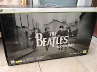 The Beatles Rockband - Limited Edition, plus Game, for Xbox 360