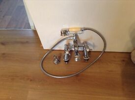 Mixer tap and shower attachment £25 ono
