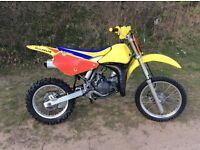 Suzuki Rm 80 not yz cr kx 85