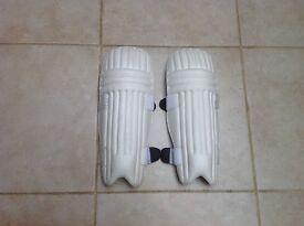 Junior cricket pads