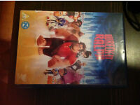 Wreck It Ralph DVD shrink wrapped