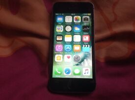 APPLE IPHONE 5S 16GB UNLOCKED SPACE GREY