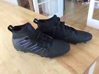 Adidas Ace Football sock boots size 4