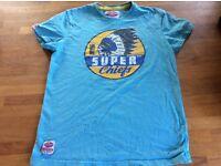 Vintage superdry tshirt