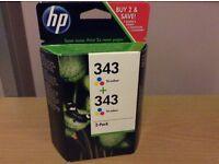 HP printer ink cartridges
