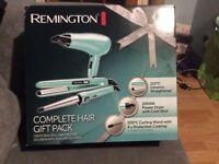 Remington hair gift pack