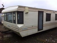 Willerby Granada 32x12 FREE DELIVERY central heating 2 bedrooms 2 bathrooms offsite static caravan