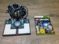 Lego Dimensions for Xbox 360 plus extra characters