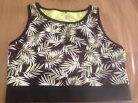 New look sport top age 14 -15