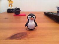 3D Sound Adapter / Cute Penguin USB