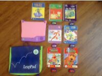 LeapPad leapfrog learning system cost £240 new