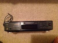 Sony Mini Disc Deck