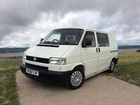 Volkswagen T4 surf van festival ready. New MOT, 2 owners since new. 1.9tdi,6 seater. Beloved van!