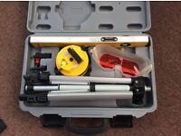 Laser level kit.