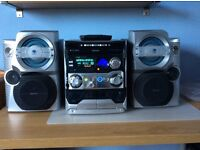 Philips C700 Mini Hifi with twin speakers