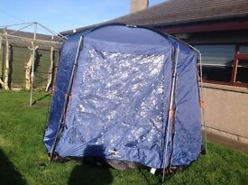 Vango Event day tent incl groundsheet and pegs