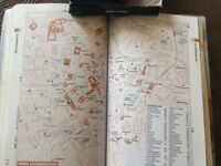 guide book veinna the rough guide to vienna plus magnifying glass