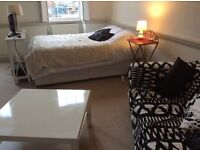 Beautiful bright large studio flat for rent in Hotwells