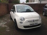 Fiat 500 pop 1.2 petrol, cheap insurance group , timing belt kit replaced