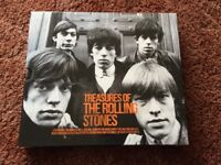 The Rolling Stones hardback boxset