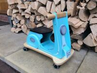 CHILDRENS JAMM SCOOTER IDEAL XMAS GIFT AS NEW