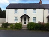 3-bed recently refurbished property in rural Pembrokeshire - 6-month let only