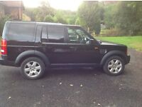 Land Rover Discovery 3 HSE Jan 2008 model