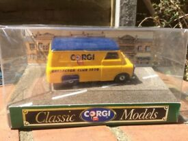 Corgi Collector Club Model