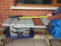 Elektra Beckum TS250 Table Saw