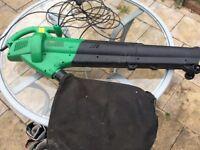 Garden Gear Leaf Blower