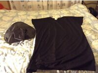 Fancy dress witches outfit
