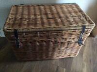 Large storage basket