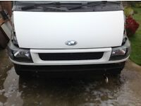 Ford transit bonnet 2000-2006