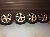 """Mercedes vito ,load rated after market alloys 18"""""""