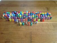 Gogo Crazy Bones Characters, over 130 figures for sale in excellent condition
