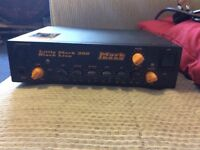 Little Mark Black Line 250 bass amp head