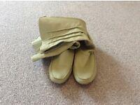 Clark's Ladies boots mint colour size 7/40 in excellent condition
