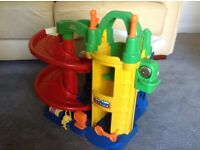 Fisher Price Little People Garage excellent condition, as new.