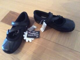 Girls Next Black Shoes - Brand New With Tags Size 12