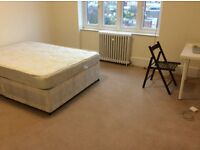 ANAMAZING BIG DOUBLE ROOM AT A NICE MODERNISED FLATIS AVAILABLE TO RENT NOW AT ST JOHNS WOOD