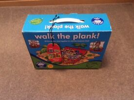 Walk The Plank Game