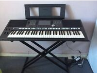 Yamaha S970 + stand. 3 months old, max 2 hrs use. Pristine.