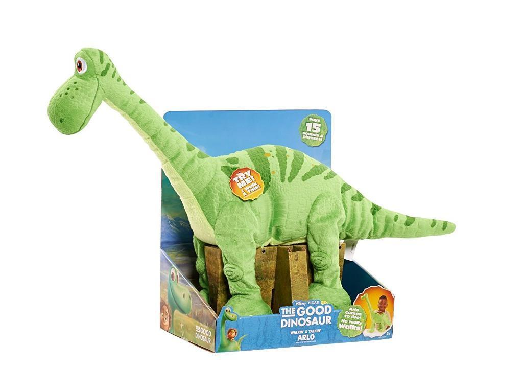 Disney The Good Dinosaur Walk-in and Talk-in Arlo Feature Plush Toy