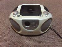 Philips CD Soundmachine CD/Radio Player