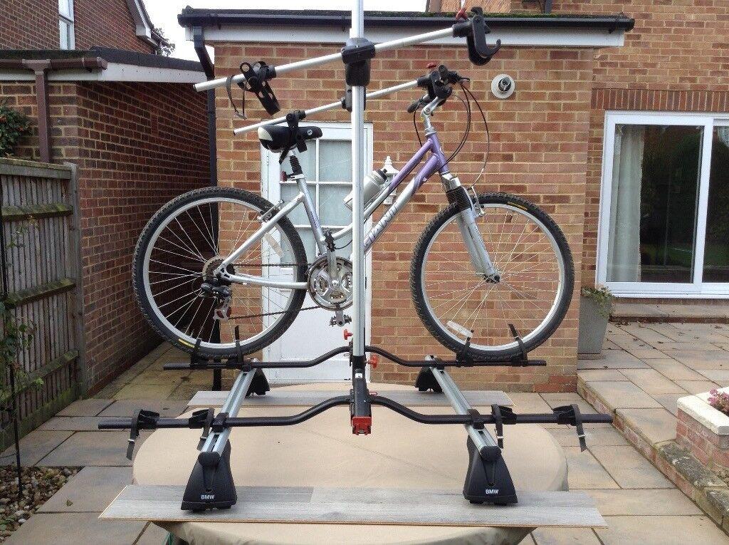 Bike Rack & Crossbars for BMW 1 series