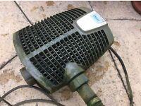 Oase Aquamax Eco Premium 12000 Pond Pump.