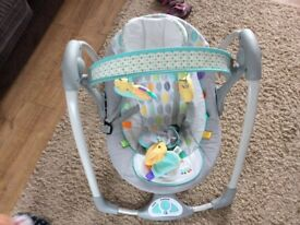 TaGgies baby bouncer rocker