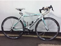 "Bianchi Via Nirone 7 19""/48cm Aluminium Road Bike 2011 VGC!!"