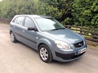 2007 KIA RIO 1.5 CRDI ICE TWO OWNERS FULL SERVICE HISTORY